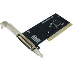 Carte PCI d'expansion pour port Parallele NO-NAME - 1