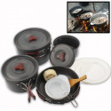 Set 9 pièces cuisson Cookware (camping)