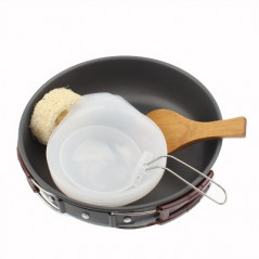 Set 9 pièces cuisson Cookware (camping) NO-NAME - 3