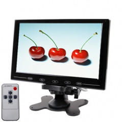 Video display 9-inch (remote control + touchscreen buttons) NO-NAME - 1
