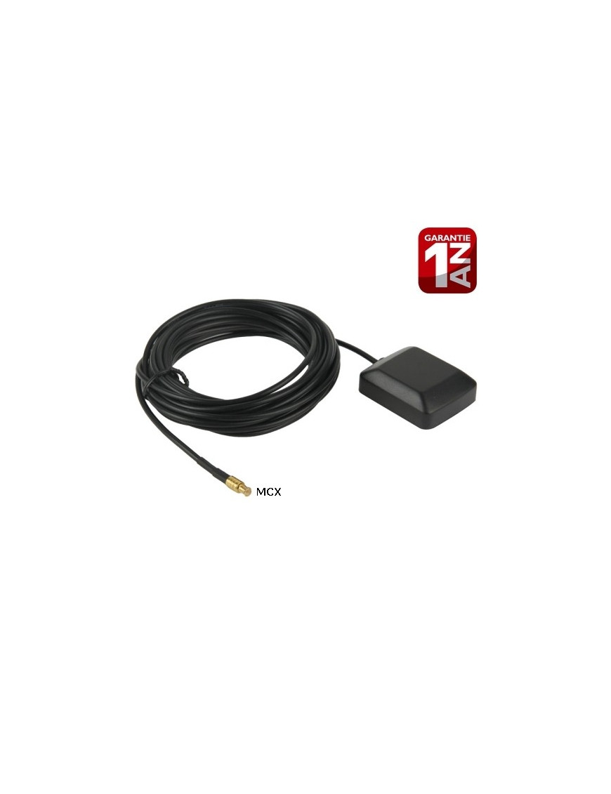 Externe GPS-Antenne 5m (MCX anschluss) NO-NAME - 1
