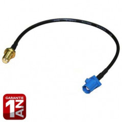 Antenna adapter (Fakra C Male to RP-SMA female) NO-NAME - 1