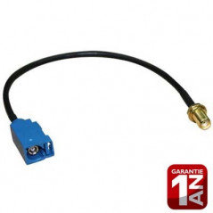 Antenna adapter (Fakra C Female to SMA Female)