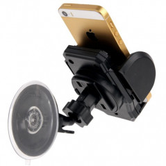 Support voiture iPhone 5/4, MP4, PDA, Galaxy S6... NO-NAME - 2