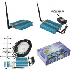 Kit booster antenne signal GSM 900 NO-NAME - 4