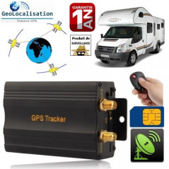 Traceur GPS, GSM, GPRS avec coupe-carburant et circuit NO-NAME - 1