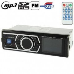 Autoradio FM Car MP3 SD/USB 4 x 50 W NO-NAME - 1