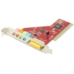 ESS Carte son Pci - 4 Canaux - 3D Surround