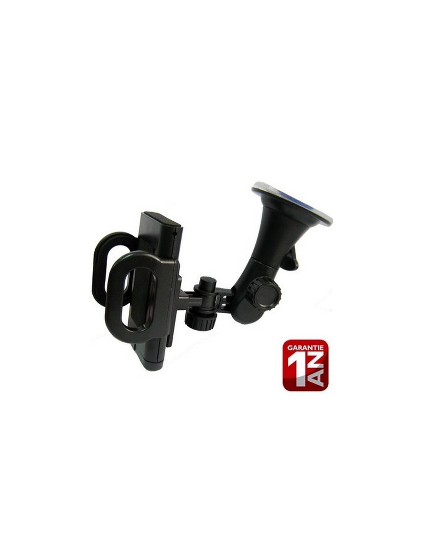 Support universel voiture pour MP4,MP3,PDA,GPS,Mobile etc... NO-NAME - 1