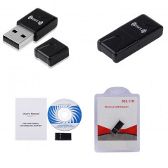 Mini dongle clé USB WIFI (150Mbps 802.11N) WIRELESS ADAPTATER - 2