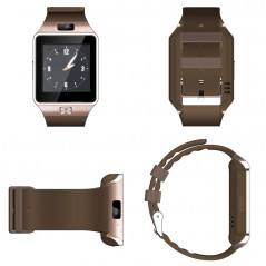 Smartwatch Heartrate GOLD connectée (fréquence cardiaque) Bluetooth compatible Android Smartwatch-D-Z09 - 2