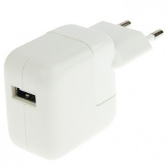 Chargeur secteur USB 2.1A pour Apple iPad, iPhone, iPod, Samsung USB 2.1A CHARGER - 2
