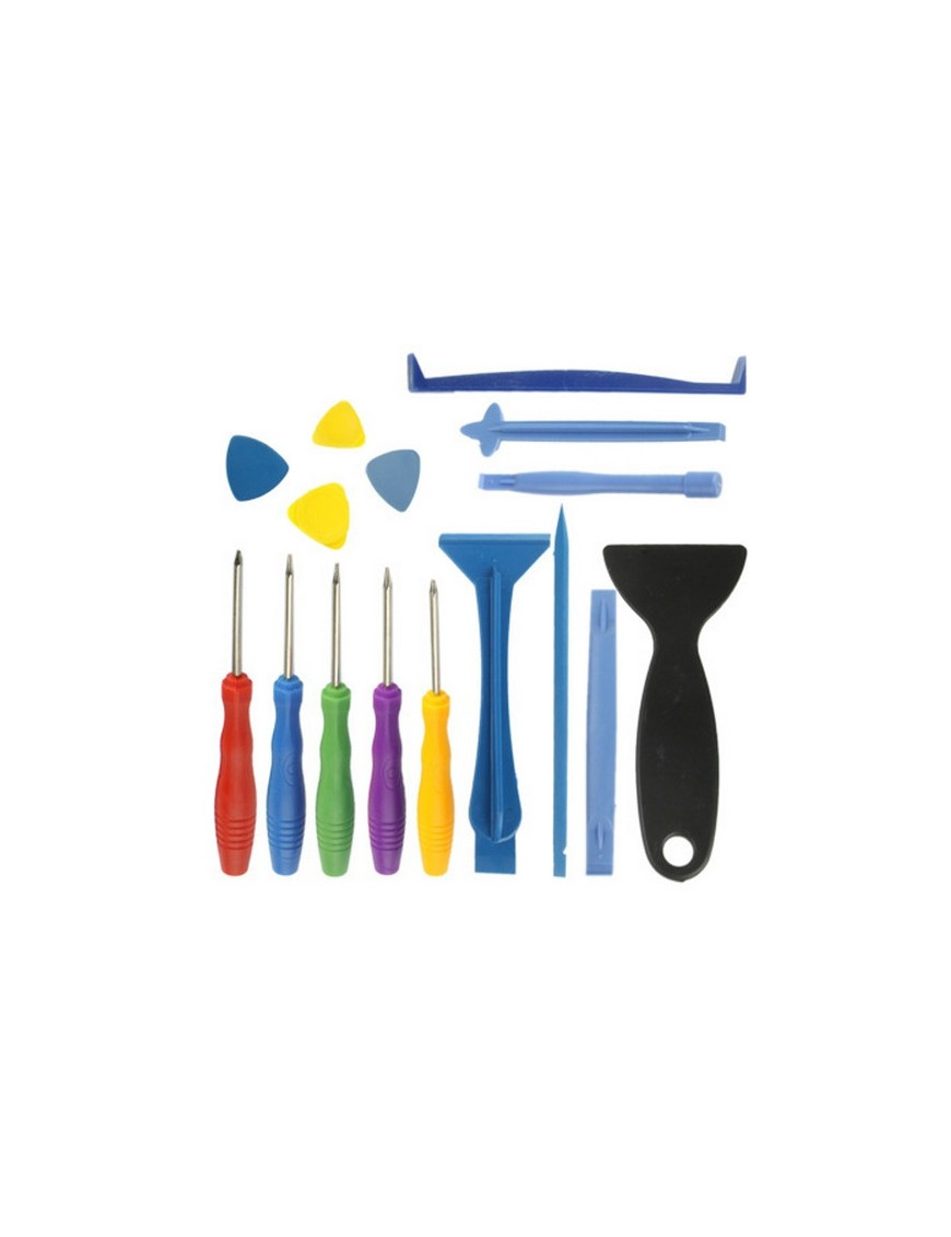 Pack outils 26 en 1 pour iPhone - iPad - iPod - Autres mobiles iPartsBuy - 1