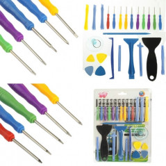 Pack outils 26 en 1 pour iPhone - iPad - iPod - Autres mobiles iPartsBuy - 3