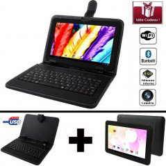 Tablette-PDA-Black écran capacitif 7p. (Android 4.0-WIFI-CPU 1.0GHz)