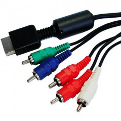 Cable AV Audio-Vidéo pour console PS3 AV Cable for PS3 - 1