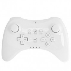 Manette Pro blanche pour console Nintendo Wii U Controller for Wii - 1