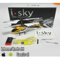 Hélicoptère SKYTECH M3 - i-sky Android Apple - Radio commandé (couleur assortie) SKYTECH - 3
