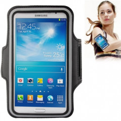 Brassard noir de course - Samsung Galaxy Mega 6.3 / i9200 NO-NAME - 1