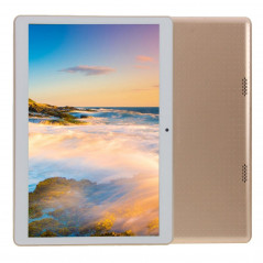 3G Phone Call Tablet PC, 9.6 inch, 2GB+32GB, Android 5.1 MTK6592 Octa Core, WCDMA, GPS(Gold)