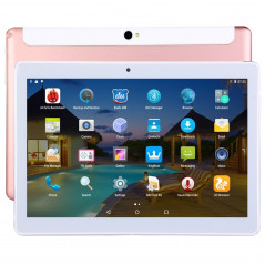 Phablette 4G, Android, 2Sim, 10.1 Pouces, 2GB+32GB, Rose Gold - 484089