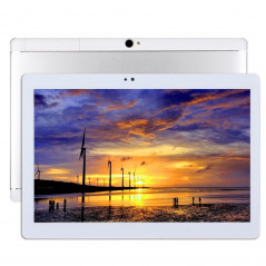 Tablette Pc, Android, WiFi, Bluetooth, GPS, 10.1 Pouces, 2GB+32GB, Argent
