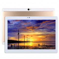 Tablette Pc Android 10.1 Pouces, 2GB+32GB, WiFi, Bluetooth, GPS, Gold/Or