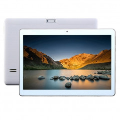 Tablet PC, 10.1 inch, 1GB+16GB, Android 4.4.2 Allwinner A33 Quad-core up to 1.3GHz, WiFi(White)