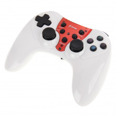 JITE Innovative CX-508 5 in 1 Dual Shock2 2.4GHz Wireless Gamepad with 3 Colors Replaceable Front Cover for Play Station PS3 / P