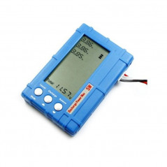 AOK 3 in 1 5W Discharger Voltage Tester Balancer for Lipo Battery(Blue)