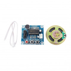 ISD1820 Module de lecture d'enregistrement sonore avec haut-parleur OTHERS FOR RC TOYS - 1