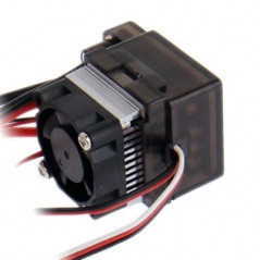 Upgrade 320A ESC + 5V Fan (Bidirectionnel) pour RC 1:10 voiture HSP MOTOR & SPEED CONTROLLER - 1