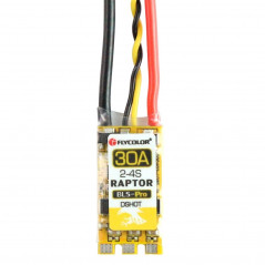 Flycolor Raptor BLS Pro 30A 2-4S Electric Speed Controller