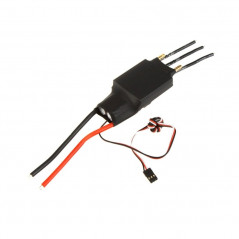 125A Brushless Water Cooling Electric Speed Controller ESC with 5V/5A SBEC for RC Boat Model