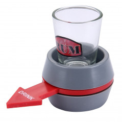 Jeu à boire - Spin The Shot Novelty Drinking Game DRINKING GAME TOYS - 1