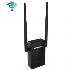 COMFAST CF-WR302S RTL8196E + RTL8192ER Dual Chip WiFi Wireless AP Router 300Mbps Repeater Booster with Dual 5dBi Gain Antenna, C