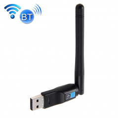 Clé USB 2 en 1 - Bluetooth 4.0 + Wifi 150Mbps 2.4GHz - Antenne 2D1