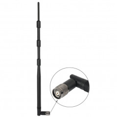2.4GHz 13dbi TNC Omni-directional Antenna for WIFI(Black)