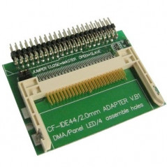 CF to 2.5 inch IDE 44 Pin male Adapter