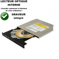 Lecteur Graveur CD interne - Port IDE - Optique - DVD / CD RW OPTICAL DRIVE - 1