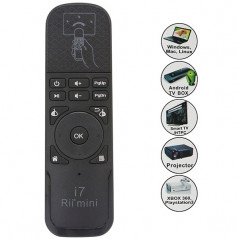 Rii i7 Mini Wireless Air Mouse Keyboard Remote for HTPC / Android TV Box / Xbox360