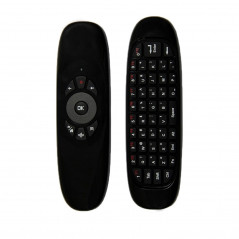 Télécommande Clavier sans fil Rechargeable pour Android TV Box / PC Universal Remote for BOX TV Mini PC - 1