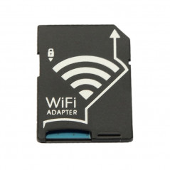Adaptateur carte SD SD SDHC TF-SDHC adaptateur SD pour appareils iOS et Android Memory Card Adapter - 1
