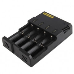 Chargeur universel de batteries Lithium 26650-22650-18650-17670 etc...