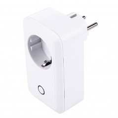 WiFi Smart Power Plug Socket with USB Port, Android 3.0+ & iOS 6.1+ Supported, Remote Control, Timing Switch, Charging Protectio