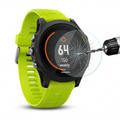 ENKAY Hat-Prince for Garmin Forerunner 935 Smart Watch 0.2mm 9H Surface Hardness 2.15D Explosion-proof Tempered Glass Full Scree