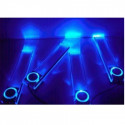 Lot de 4 Lampes LED décoratives pour la voiture NO-NAME - 3