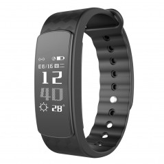 IWOWN i3 HR 0.96 inch OLED Display Bluetooth 4.0 Smart Bracelet, Support Call / Message Display,Time Display, Heart Rate Monitor