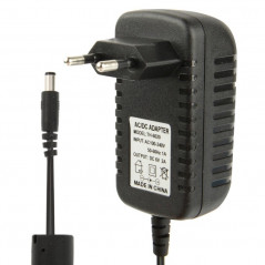 Chargeur Adaptateur AC 100-240V DC 6V 2A Fiche 5.5x2.1mm AC Adapter - 1