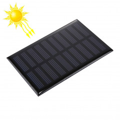 5V 0.7W 140mAh DIY Sun Power Battery Solar Panel Module Cell, Size: 95 x 64mm